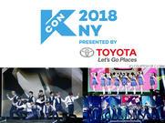 KCON 2018 NY× M COUNTDOWN 字幕版